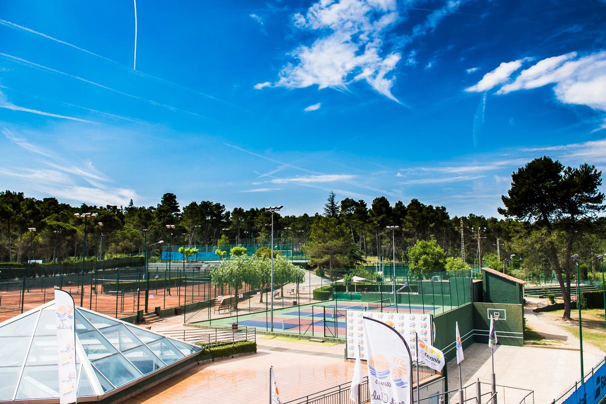 Instal lacions club tennis nataci sant cugat ctnsc - Spa sant cugat ...