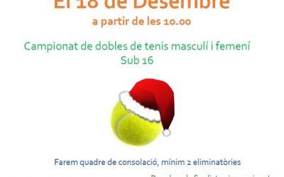 Gran Torneig de Tenis Dobles Solidari