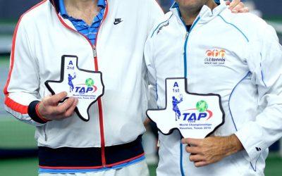 Campionat del Món Adaptat de Tenis. Gran experiència viscuda…
