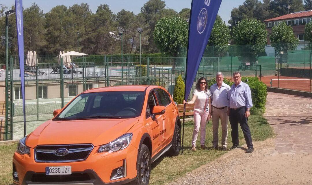 El Club signa un conveni amb Estil Competició Subaru