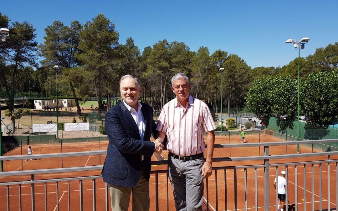 "ACV, principal patrocinador del 13è ITF ""Futures"""