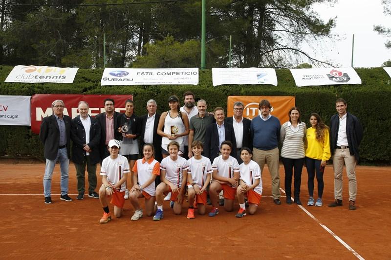 13è OPEN ITF ACV CIUTAT DE SANT CUGAT