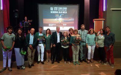 El Club ret homenatge a l'expresident Blas Meca