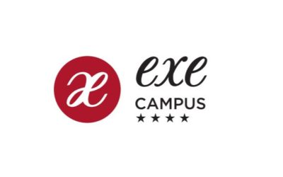 L'hotel EXE Campus, hotel oficial