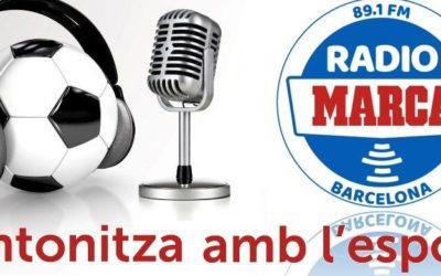 Entrevista a Radio Marca