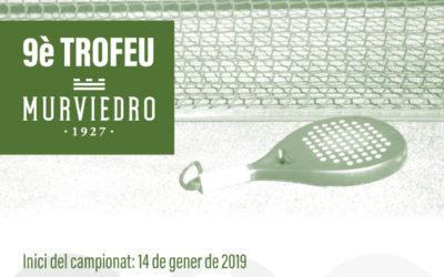 XVIII Lliga Solano, 9èTrofeu Murviedro