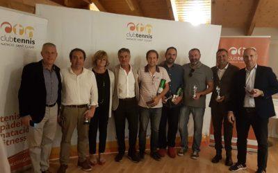 Entrega de premis dels socials Memorial Blas Meca
