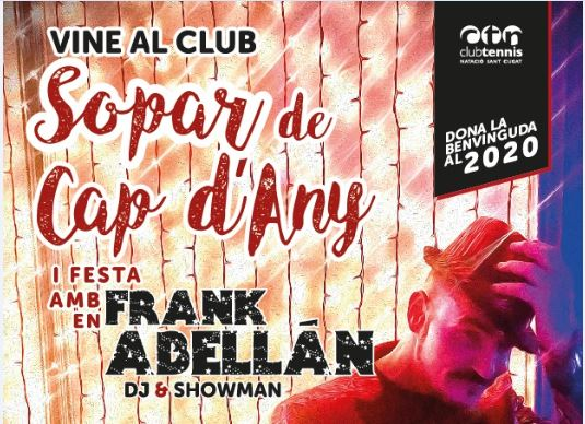 Cap d'any al club