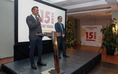 Ivan Corretja, president d'honor de la FCP