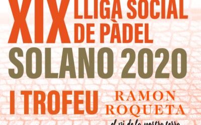 XIX edició Solano