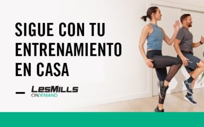 Entrenament de body-pump!
