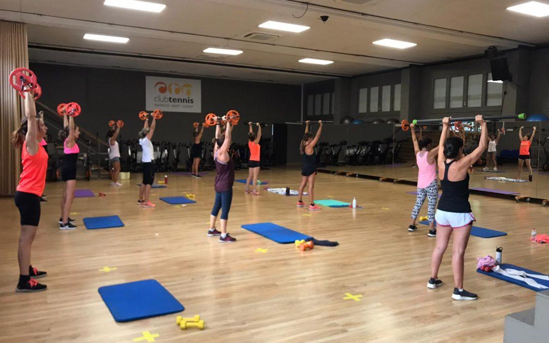 El Reset Gym redueix aforament