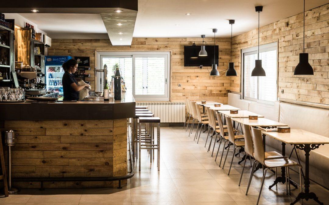 Servei per emportar del Bar-Restaurant