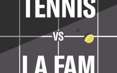 El món del tenis unit contra la fam!