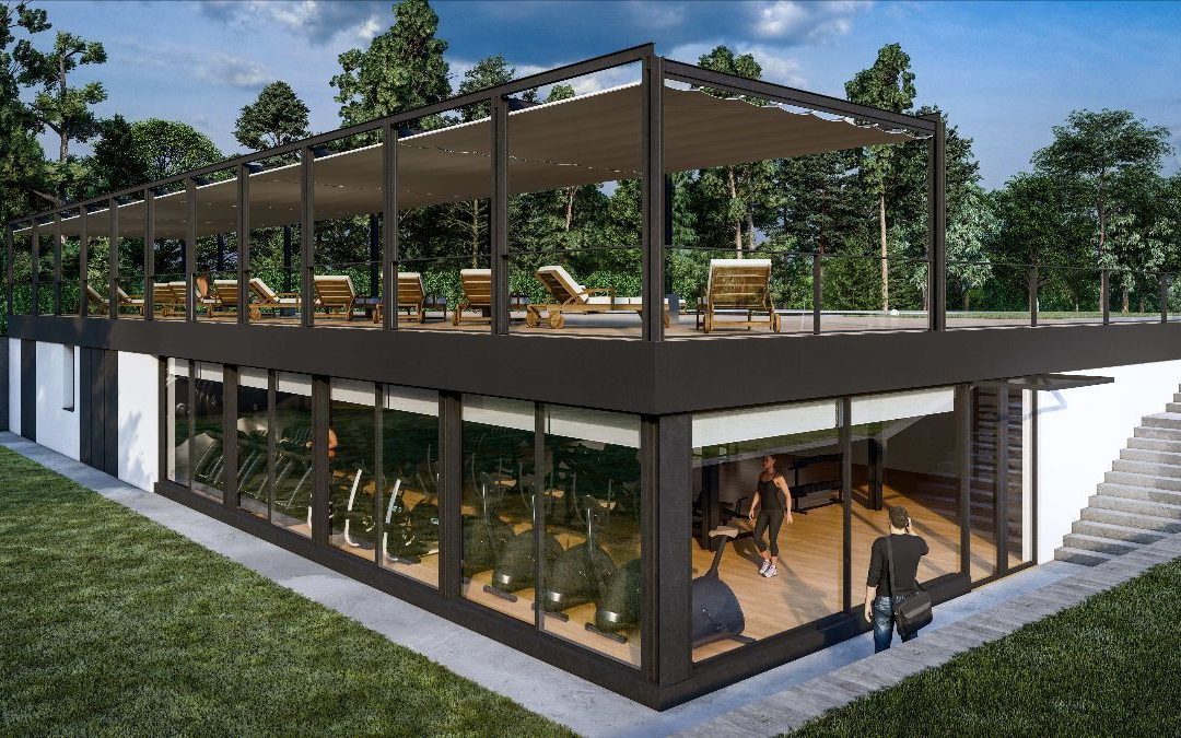 Així serà el nou Fitness Center!