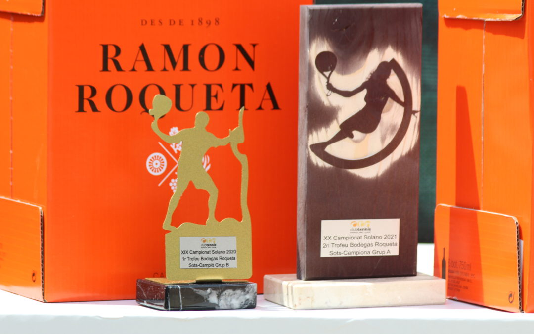 Premis XX ed. Lliga Solano, 2ª Trofeu Ramón Roqueta