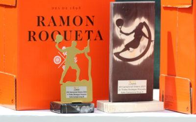 XX ed. Lliga Solano, 2ª Trofeu Ramón Roqueta